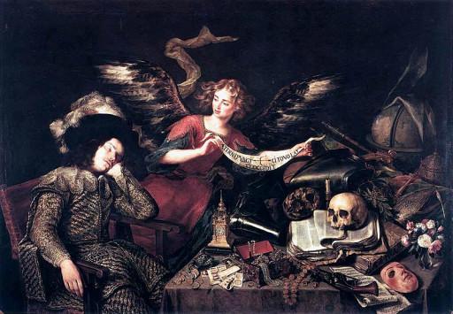 Antonio_de_Pereda_-_The_Knight's_Dream