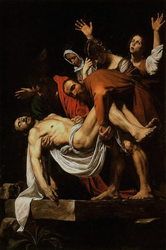 The Entombment of Christstring