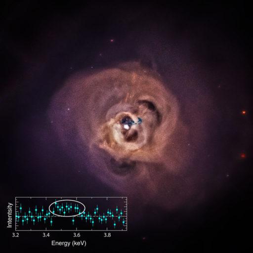 NASA-PerseusGalaxyCluster-ChandraXRayObservatory-20140624